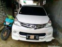 Toyota Avanza Luxury 2015