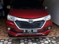 Jual Toyota Avanza G AT 2016