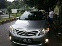 Di Jual Toyota Corolla  Altis G Automatic 2011