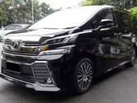 Jual Toyota Vellfire Executive 3.5 Super Istimewa 2017 ( Khusus Batam )