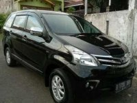 Jual Toyota Avanza G AT 2013 Pemakaian 2014