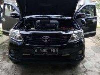 Jual Toyota Fortuner VNT TRD 2015
