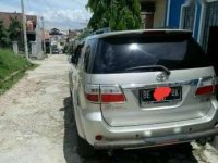 Toyota Fortuner G Diesel 2011 Manual