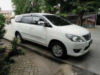 Jual Toyota Kijang Innova G Tahun 2013 Terawat Eks Pribadi
