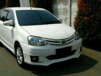 Jual Toyota Etios G 1.2 MT 2013
