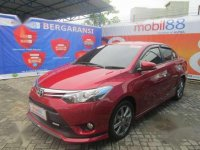 Toyota Vios G TRD 1.5 AT 2016 Merah