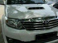 Jual Toyota Fortuner VNT  2014