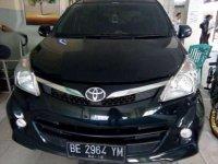 Jual Toyota New Avanza Veloz 1.5AT Pemakaian 2013