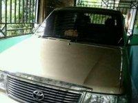 Toyota Kijang Krista Diesel MT 2002
