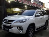 Toyota Fortuner SRZ Th.2016 Matic