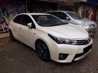 Jual Toyota Corolla Altis V tahun 2015