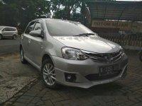 Toyota Etios 1.2 G 2014 MPV
