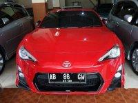 Toyota 86 V 2015 Coupe