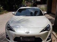 Jual  Toyota FT 86 tahun 2012