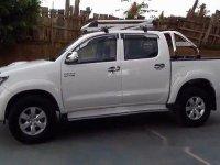 Jual Toyota Hilux G  tahun 2014