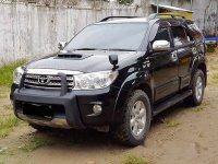 Jual Toyota Fortuner V tahun 2014