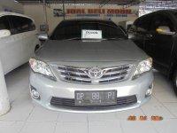 Jual Toyota Corolla Altis G tahun 2013