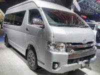 Jual mobil Toyota Hiace 2017 Banten