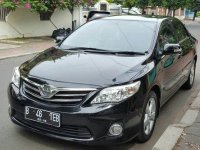 Jual Toyota Corolla Altis 1,8 G 2013 warna Hitam