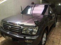 Jual Toyota Land Cruiser VX limited tahun 2005