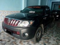2011 Toyota Hilux Pick Up
