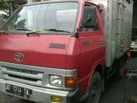Toyota Dyna Hino  Tahun 2002  Plat AD Solo