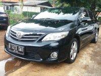 Toyota Corolla Altis E 2013 Sedan