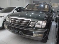 Jual Toyota Land Cruiser Cygnus 2002