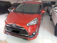 Toyota Sienta Q Cvt thn 2017