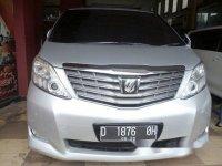 Jual Toyota Alphard 2.4 2010