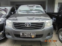 Jual Toyota Hilux Single Cabin 2013