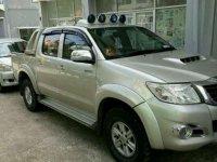 Dijual Toyota Hilux 2012 Silver