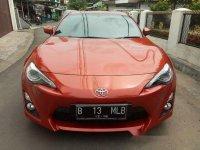 Jual Toyota 86 tahun 2013