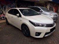 Toyota Corolla Altis  V Tahun 2015 Masin  Bagus