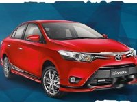 Toyota Vios TRD Sportivo 2016 Sedan
