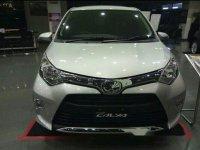 Jual Toyota Calya G MT 2018