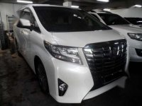 Toyota ALPHARD G ATPM 2017 Sangat Seperti Baru