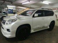 Jual mobil Toyota Land Cruiser Prado 2011 DKI Jakarta