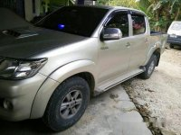 2012 Toyota Hilux G  Over Kredit