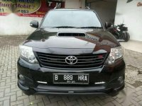 Jual Toyota Fortuner G TRD 2014 Manual