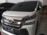 2015 Toyota Vellfire Istimewa