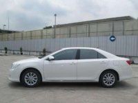 Jual Toyota Camry G 2.5 AT 2013