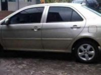 Toyota Vios E 2003 Silver Metalic