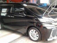 2015 Toyota Vellfire 2.5 Z