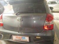Jual Toyota Etios G 1.2 MT 2015 Abu Met Mesin Terawat & Enak #terpercaya