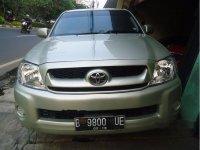 Jual mobil Toyota Hilux 2010 DKI Jakarta