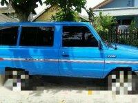 Toyota Kijang super 1993 blue