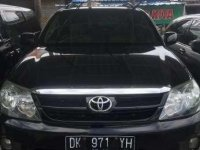 Toyota Fortunner Type G 2007