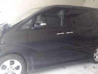 Toyota Alphard type G 2007 hitam