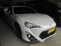 Toyota 86 AT Tahun 2012 Automatic